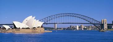 Sydney, fui de viaje de novios...muy recomendable visitarla..es preciosa