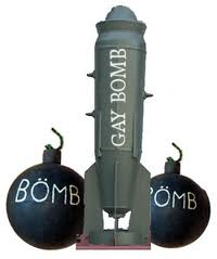 La bomba gay