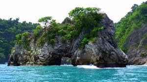 Isla tortuga...donde enterraban sus tesoros los filibusteros..ahora van a suiza