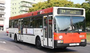 El 39...un autobus que me trae buenos recuerdos
