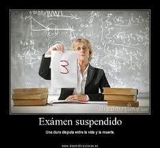 me lleve un 0 en castellano por no querer leer... y no me arrepiento