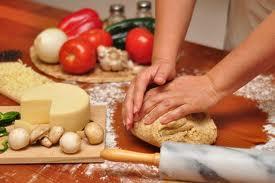 Mi mujer estaba en la cocina...haciendo buñuelos...riquisimos
