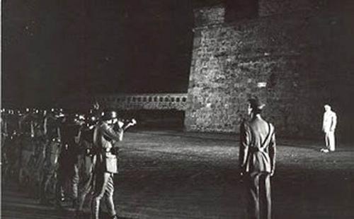 Companys murio por defender la democracia y a Catalunya, el Sr. Tertsch  desconoce el significado de democracia, y le hubiera encantado apretar el gatillo