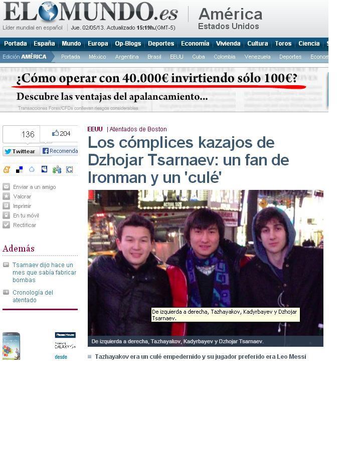 influyendo...los que ayudaron al terrorista eran cules...es decir del Barça..es decir catalanes en potencia