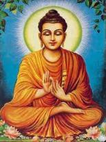 Siddharta Gautama unmonje que invento el budismo