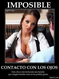 Fuente:http://www.taringa.net/ como no mirar a los ojos...