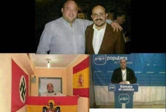 Fuente: http://www.vilaweb.cat/ Este caballero es miembro del PP de Valls