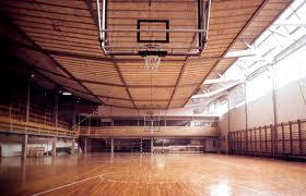 Aqui es donde me pasaba yo mis horas de gimnasio...jugando a baloncesto