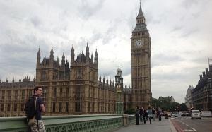 Londres es una ciudad que me encanta, y me apasiona, y no me importaria irme  a vivir alli