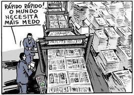 Fuente: abordaxerevista.blogspot.com  Esto es lo que hacen algunos desde su pulpito, mentir, imponer miedo, difamar...es radio???