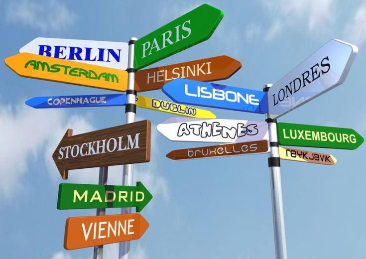 Paris,Londres, Amsterdam, Berlin, Roma...y muchas otras ciudades ya visitadas pero aun muchas por visitar