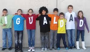 Somos tod@s iguales...nadie ha de ser sumiso de nadie