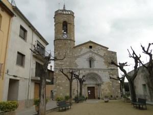 """El """"paseig y la iglesia de Cistella, mi pueblo, y una premonición de mi pasion, Cistella es canasta en catalán..."""