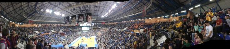 Foto panoramica del Carpena...impresonante el ambiente