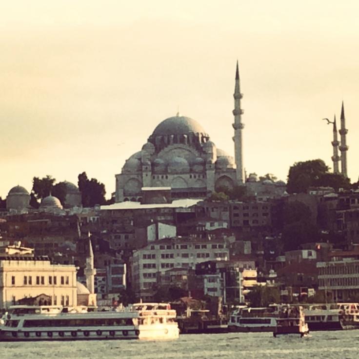 Mezquita de Suleiman....creo