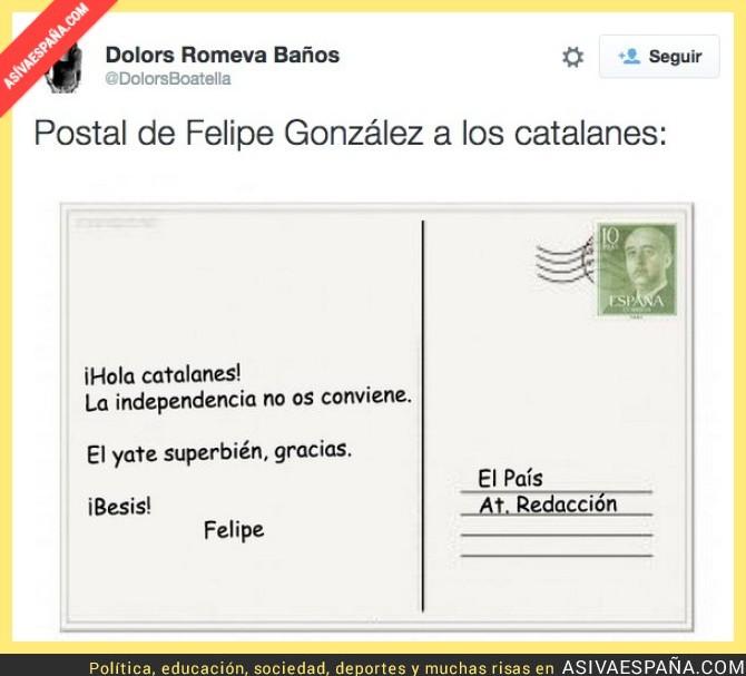 AVE_22325_postal_de_felipe_gonzalez_a_los_catalanes