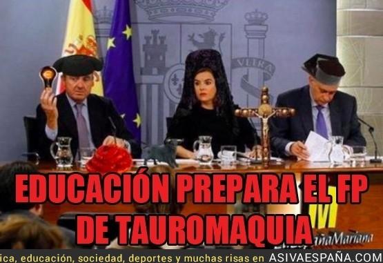 AVE_26069_educacion_prepara_el_fp_de_tauromaquia_las_mejores_reacciones_en_twitter