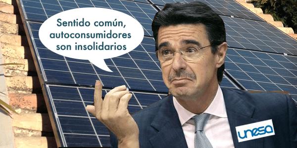 ministro-solria-autoconsumo-peaje-respaldo-impuesto-sol