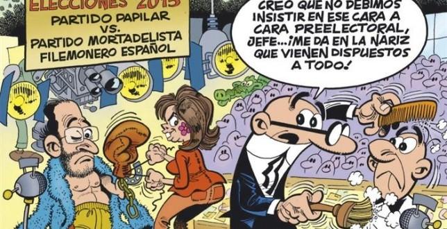 Yo votaria al PMFE Partido Mortedalista Filomenero Español