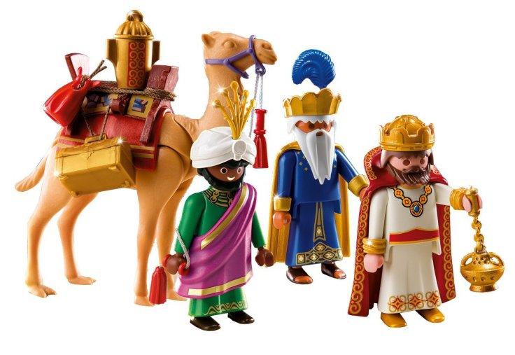 Lo que traen los Reyes Magos...alegira, magia...y toneladas de sonrisas