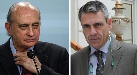 El ministro y el jefe de la oficina anti-fraude catalana...me da que ambos son un fraude y deberian pedirse  no solo responsabilidades políticas....también legales